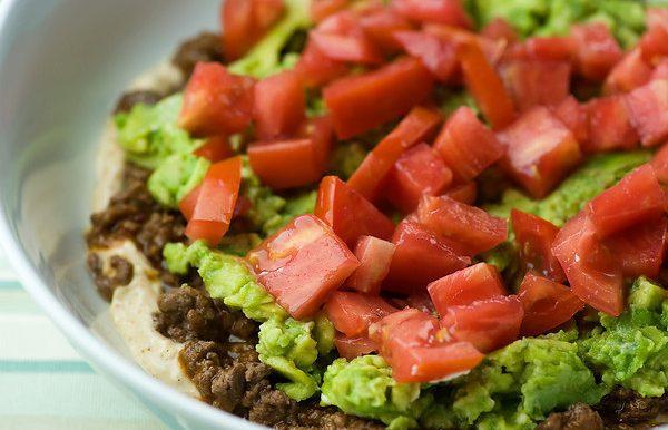 Mexican Layered Salad