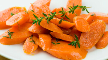 carrots with thyme