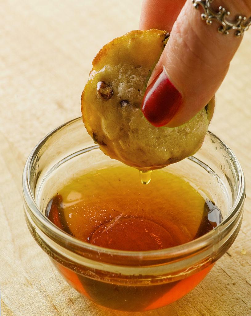 mini pancake muffin