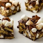 S'Mores Refrigerator Cookies