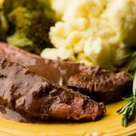 Rosemary Merlot Flank Steak