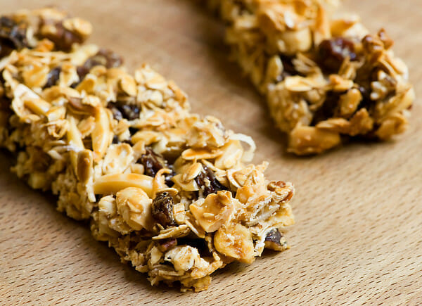 Homemade chewy granola bars framed cooks i love granola bars i especially love those ones that come two to a pack the crunchy oats and honey ones i always try and tell myself that i am being ccuart Choice Image
