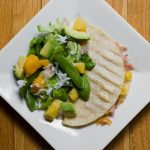Ham and Pineapple Quesadillas, and Organizing Your Dinner!