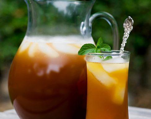 Lemonade Mint Iced Tea