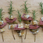 easy rosemary skewers