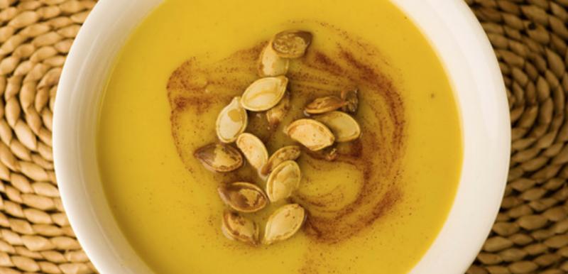 Pumpkin Slow Cooker Soup