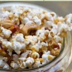 bacon cashew caramel popcorn recipe