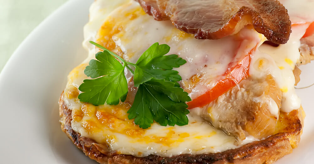 easy kentucky hot brown sandwich
