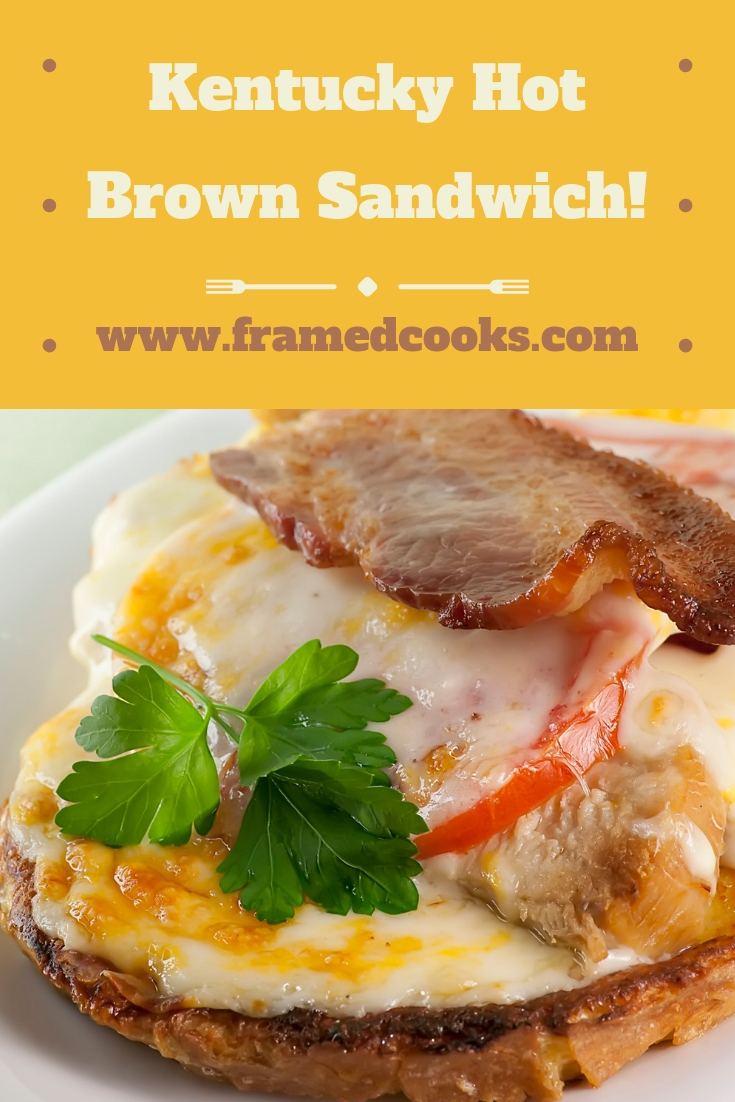 Kentucky hot browns...maybe the best use EVER for leftover turkey? Get yourself some Thanksgiving leftovers and see for yourself!
