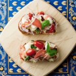 Lobster Bruschetta