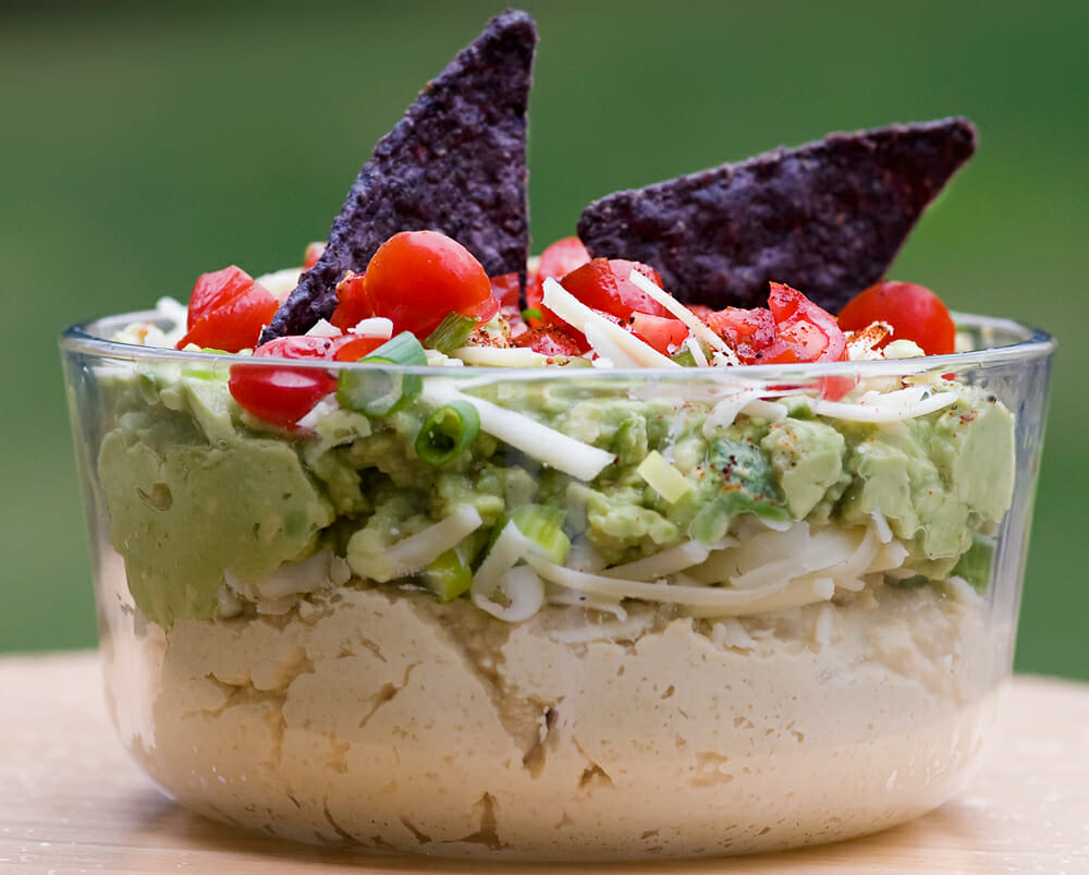 guaca-hummus recipe