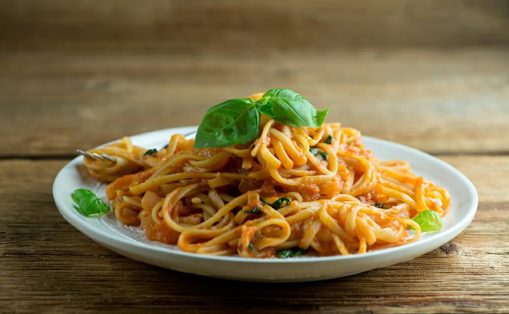 easy velvet pasta