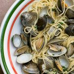Spaghetti with Fresh Clams