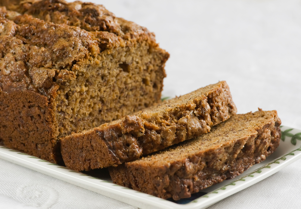easy ulitmate banana bread