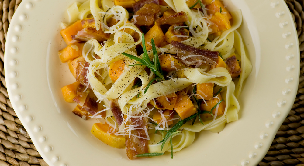 easy sweet potato pasta