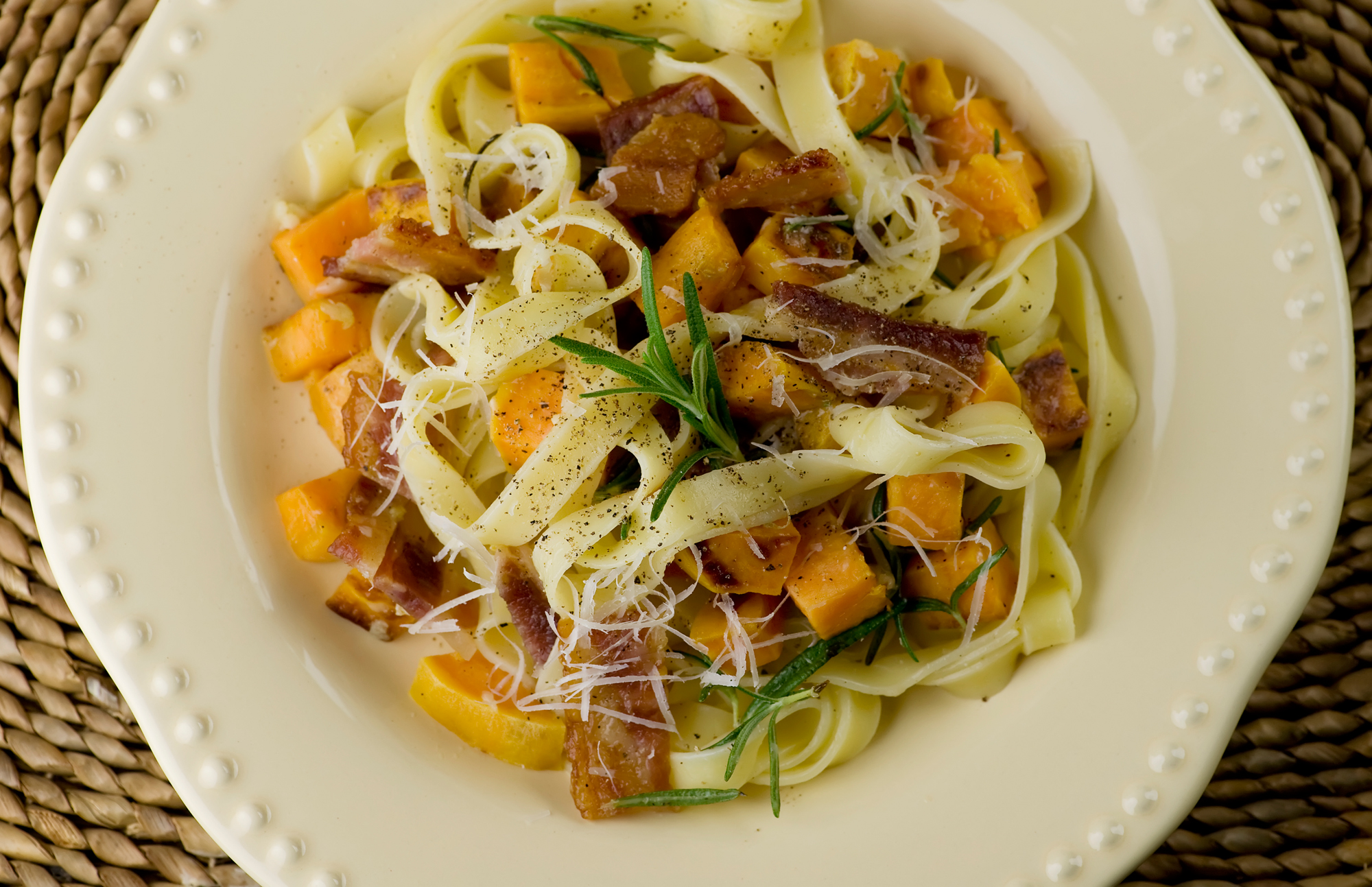 how to make sweet potato pasta