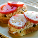 how to make tuna melts