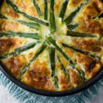 Asparagus and Ham Oven Frittata