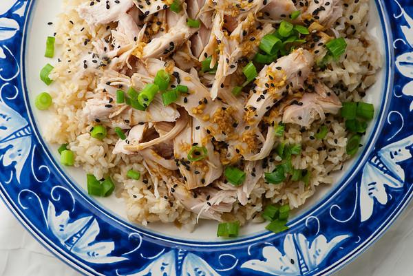 how to make sake steamed chicken