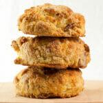 Buttermilk Bacon Pralines - Framed Cooks