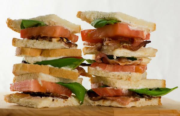 non blt sandwiches
