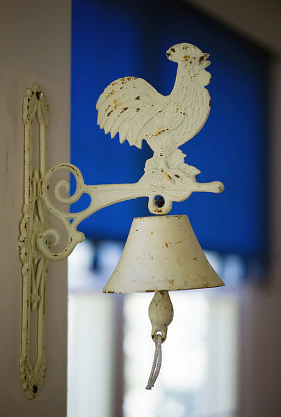 Chicken bell