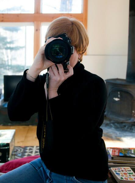 Kate and Nikon