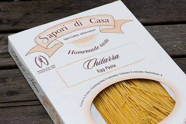 Fancy Pasta