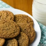 My Grandma's Molasses Cookies