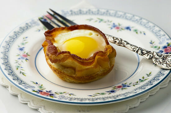 Bacon and Egg Muffins - Framed Cooks