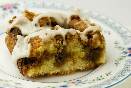 ... cinnamon rolls and I have a cinnamon roll emergency, I have this