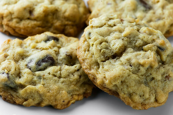... cowboy cookies maybe because they are hearty robust cookies with a