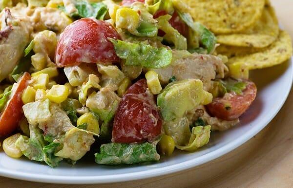Chipolte Chicken Salad