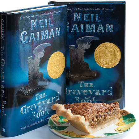 Guest Blogger Elise Howard: Pecan Bestseller Pie