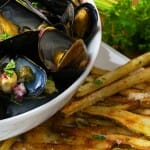 Mussels Ravigote!