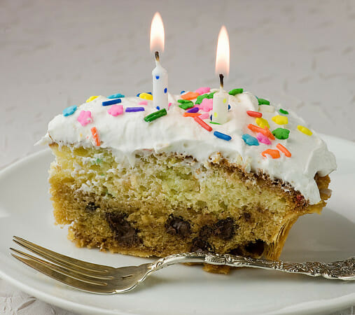 triple threat cake