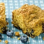 Blueberry Crumb Cake and a Valentine's Giveaway!