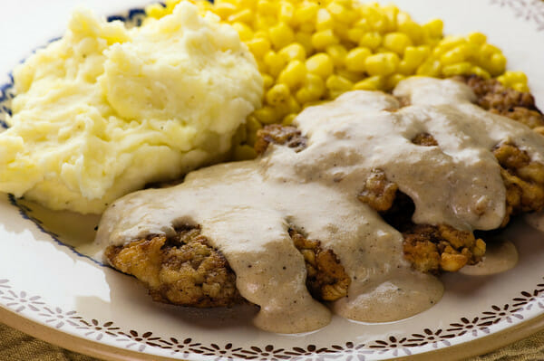 Chicken Fried Steak Recipe — Dishmaps