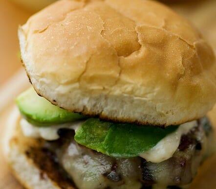 Corned Beef Burgers