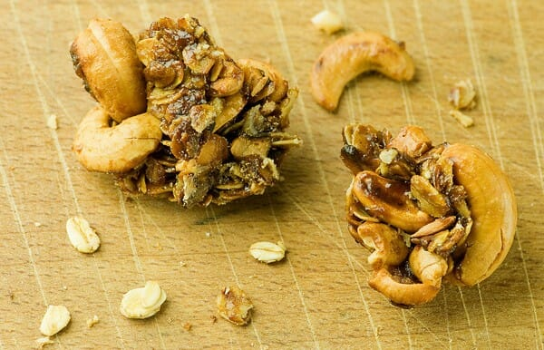 Cashew Brittle Chunks