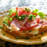 Savory French Toast BLTs