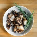 Grilled Rosemary Buttermilk Chicken