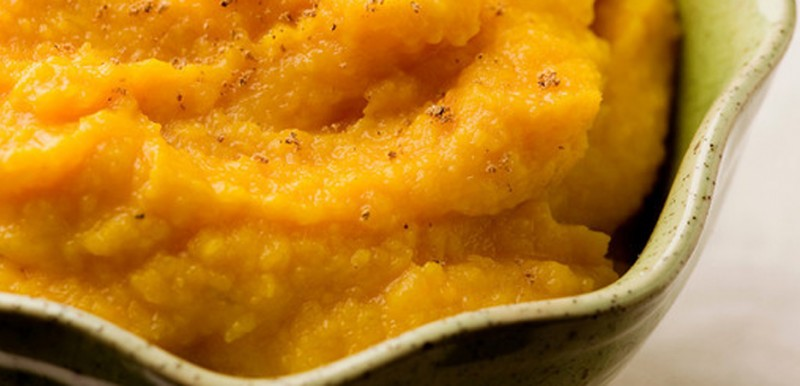 Honeyed Butternut Squash Puree