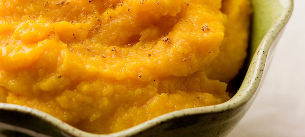 honeyed butternut squash