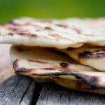 Grilled Lebanese Flatbread