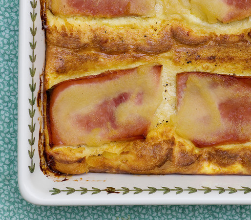 Ham Featherbeds - Framed Cooks