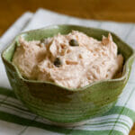 Incredibly Easy Salmon Spread
