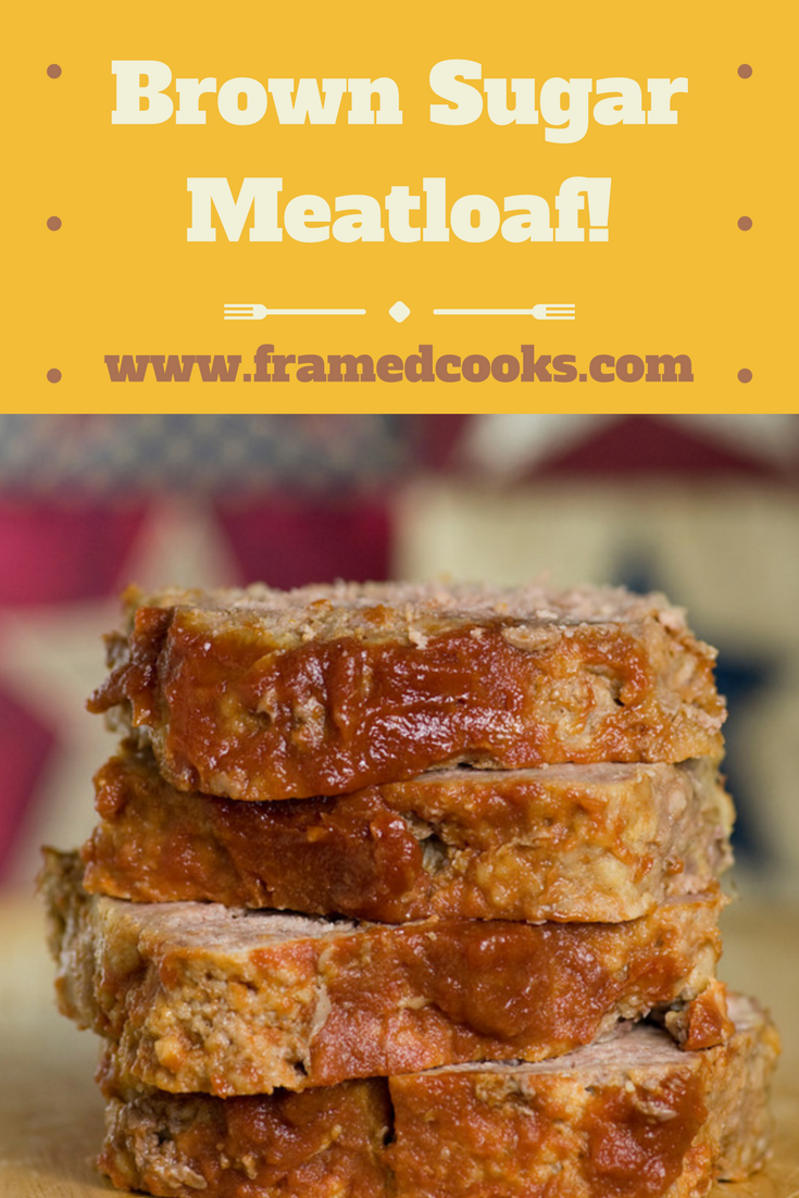 Take everyday meatloaf to new heights by giving it a sweet, tangy brown sugar crust!