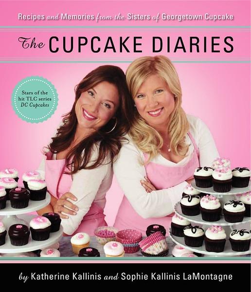 The Cupcake Diaries Cookbook