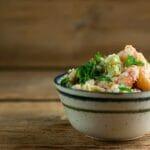 Shrimp Artichoke Pot Pie